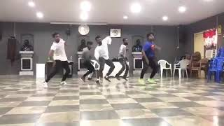 Cover images Mersal arasan song Choreographer