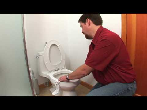 Baby proof with the Lid Lok Toilet Lock