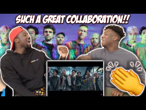Coldplay X BTS - My Universe (Official Video)   Reaction