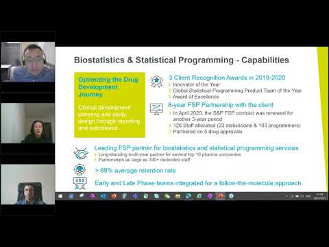 Data Operations With Heart: Statistical Programmers and Biostatisticians From US to APAC
