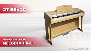 Melodia HP-5 (videoprezentace)