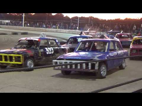 Historic Stock Cars Arlington 28/10/2017