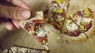 Quick and Easy Thin Crust Pizzas and Tostadas
