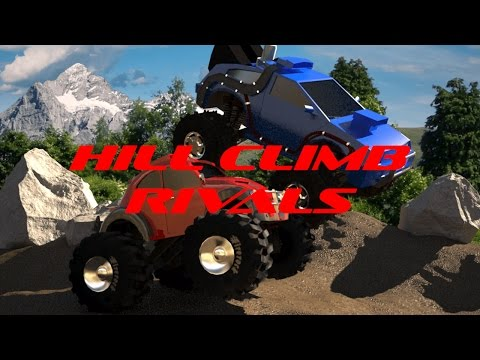 Hill Climb Rivals (by ASK Homework) - Universal - HD Gameplay Trailer