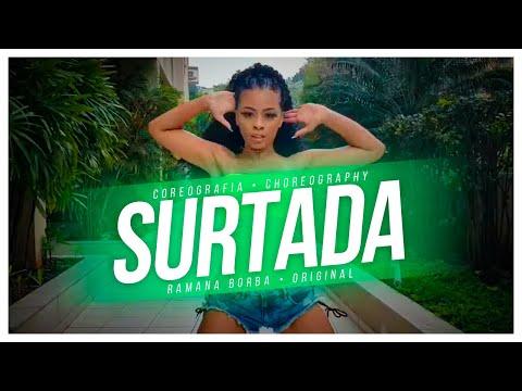 SURTADA -REMIX BREGA FUNK - Dadá Boladão, Tati Zaqui feat OIK -  (COREOGRAFIA) /RAMANABORBA