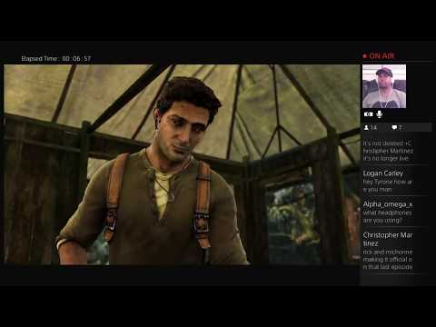 Tyrone Magnus Plays:  Uncharted 2 - #3!!!