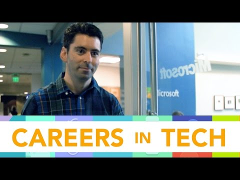 Careers in Tech: My name is Federico