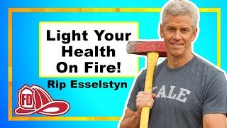 Engine 2 Diet Will Save Your Life - Rip Esselstyn