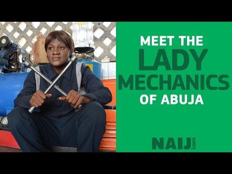 Meet the Lady Mechanics of Abuja