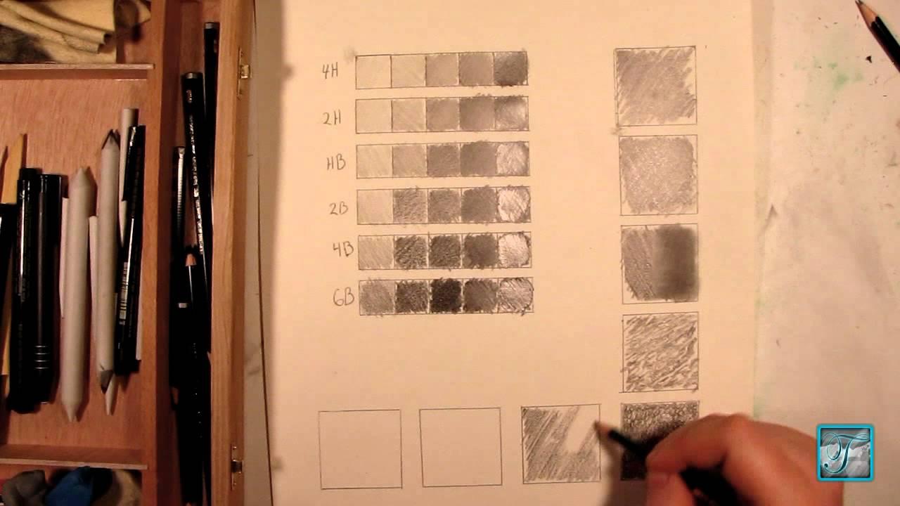 Pencil shading tutorial