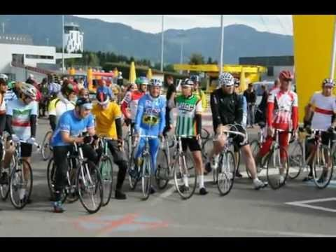 Giro di Nostalgica 2012 Radfahren im Aichfeld