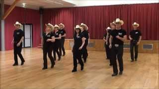 FACTOR 8 Line Dance (Dance & Teach in French)