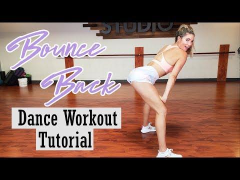 Bounce Back by Little Mix | Dance Workout Tutorial thumbnail