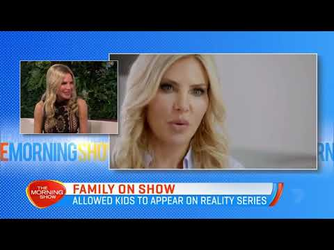 Melissa Tkautz 'The Key' Interview on Channel 7 'The Morning Show' 2017