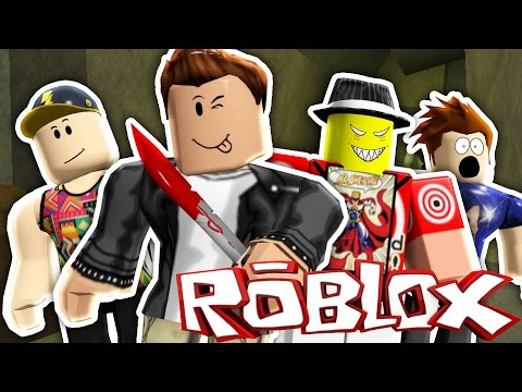 Roblox | Murder Mystery 2 | 4 PLAYER FREE-FOR-ALL!!