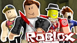 Roblox   Murder Mystery 2   4 PLAYER FREE-FOR-ALL!!