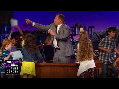 Thumbnail: Late Late Show #TakeYourKidToWorkDay