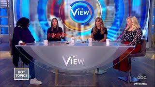 Son Asks Mom to Stay in Hotel | The View