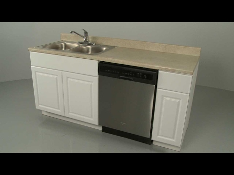 Dishwasher Disassembly - Whirlpool Dishwasher Model #WDF550SAFS