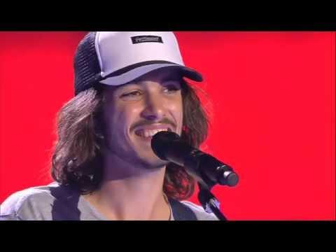 """Paul Alone: """"Aunque Tú No Lo Sepas"""" - La Voz 2016 - Audiciones a Ciegas"""