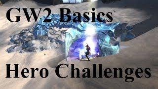 GW2 Basics - Hero Points, Skills and Traits