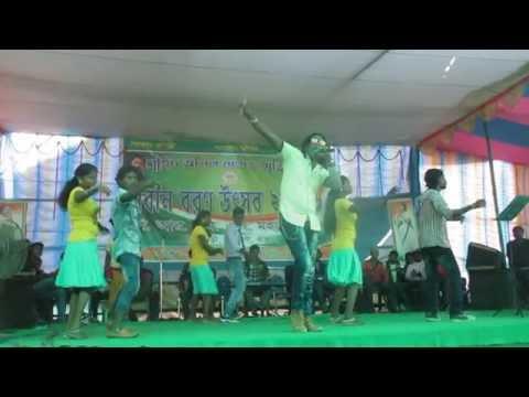 Singrai Soren Live | P.R.M.S.Mahavidyalay, Boragari, Bankura | 4/10/2016