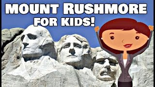 Mount Rushmore for Kids | Learning Facts Video