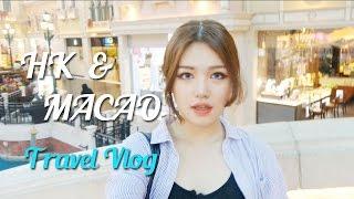 [ENG] VLOG#6 : 홍콩, 마카오 여행 기록! – Hong Kong, Macao travel VLOG