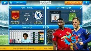 Man United vS Chelsea | Dream League soccer 19 | ★ BEST GAMEPLAY ★