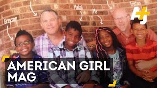 Conservative Group Slams American Girl Magazine For Featuring Gay Parents