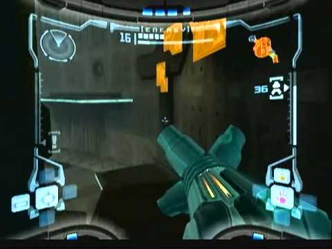 LP Metroid Prime 009 - Research Station Hydra