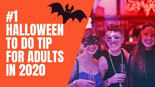 Best Halloween tip for adults in 2020