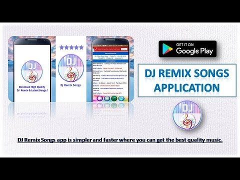 Dj Remix Songs Application
