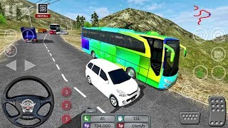 Bus Simulator Indonesia #15 - Bus Game Android gameplay #busgames