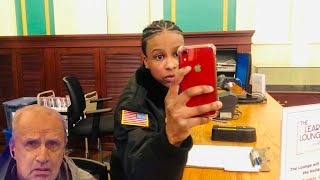 LIBRARY STAFF GETS OWNED ON CAMERA!!! 1st amendment audit FAIL