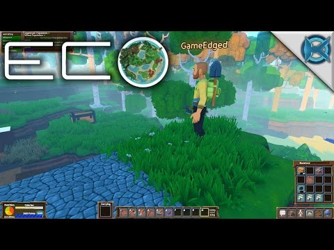Eco | World Tear Sausage Party | Let's Play Eco Gameplay | S01E23