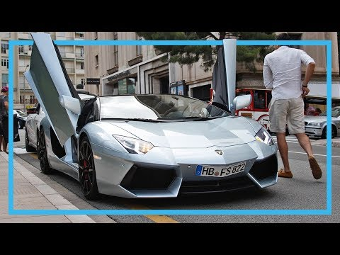 A Day In Monaco | Exclusive Cars & Yachts