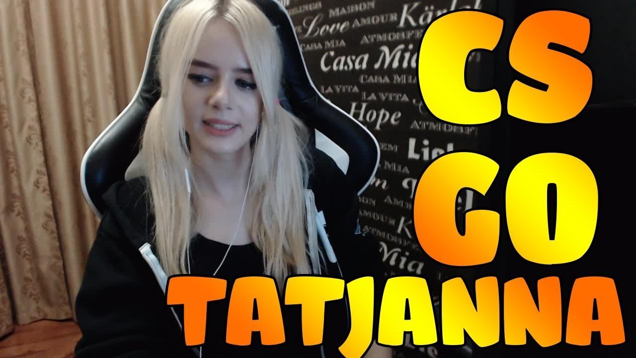 CS:GO FEMALE - Tatjanna Compilation #34