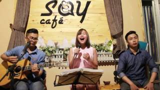 Đã từng | Cover siêu phẩm | Guitar Tân Bo | Linh Xì | Huân Cajon | Say Acoustic Cafe