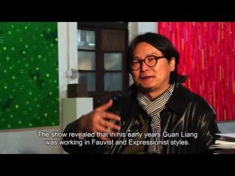 Interview with Ding Yi on Chinese contemporary art in the 1980s, by Asia Art Archive
