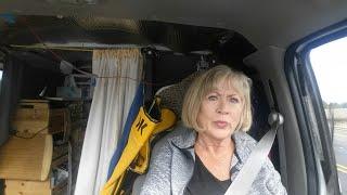 On the road again, Littlecreek Casino - Full time van life