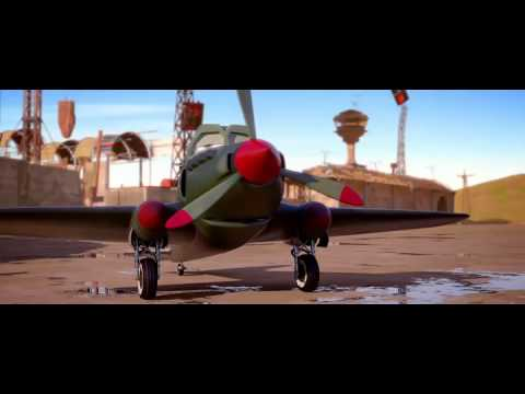 От винта 3d мультфильм 2012 трейлер
