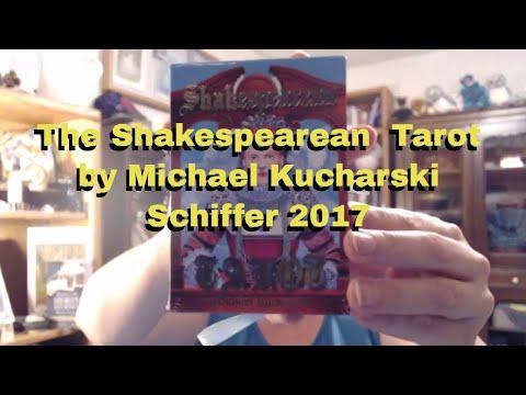 ArwenTarot: Shakespearean Tarot (Schiffer 2017)