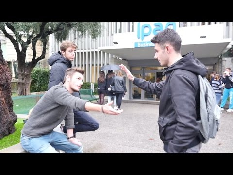 Mannequin Challenge - IPAG Business School Campus Nice