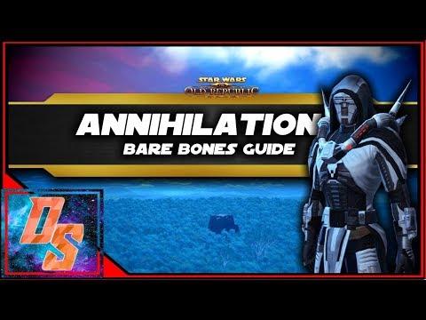 Swtor: Annihilation Marauder Basic Guide (5.0+)