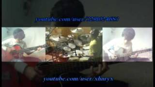 Carlos Santana Feat Nickelback - Into The Night (Cover)