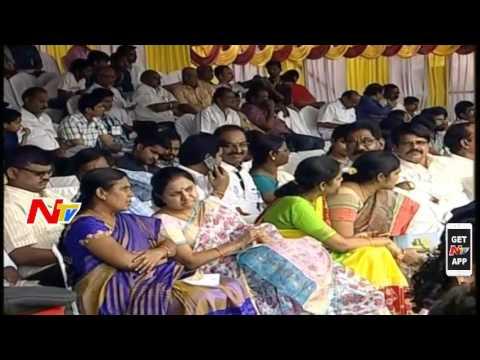 Republic Day Parade || 68th Indian #RepublicDay Celebrations || Vijayawada ||  AP || NTV