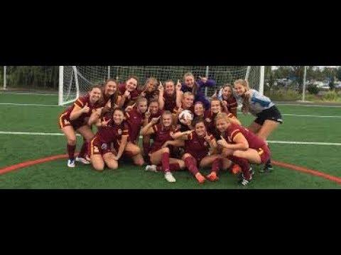 Girls Soccer: Central Catholic @ St. Mary's Academy