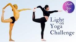 Light on Yoga by BKS Iyengar challenge | 01 Tadasana (Mountain Pose)