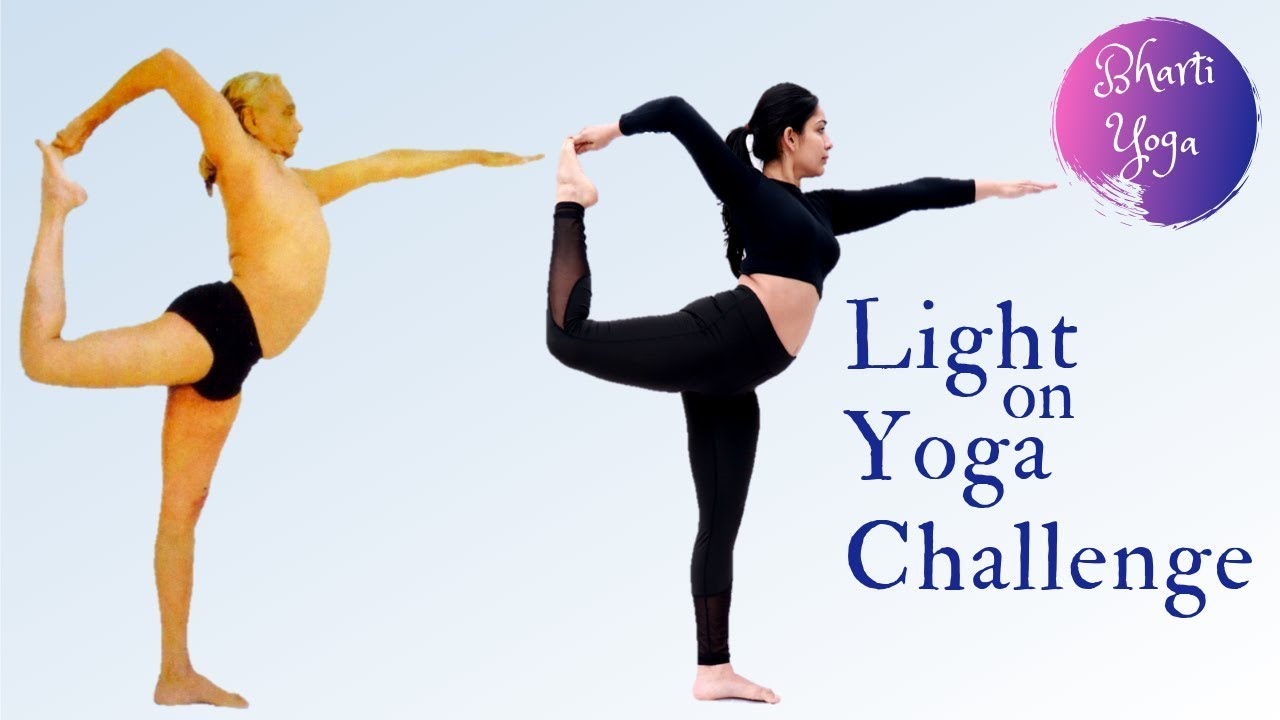 Light On Yoga By Bks Iyengar Challenge 01 Tadasana Mountain Pose Youtube
